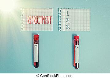 見つけること, recruitment., examination., ガラスびん, ∥あるいは∥, 新しい, 可能, 行動, 構成, 従業員, 準備ができた, 参加しなさい, 付属品, 血, メモ, ビジネス, サンプル, 提示, 医学, showcasing, 写真, サポート, 執筆
