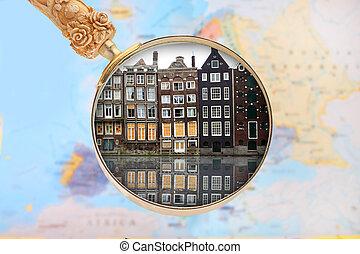 見る, アムステルダム