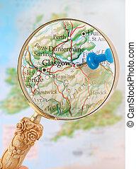 見る, グラスゴー, スコットランド
