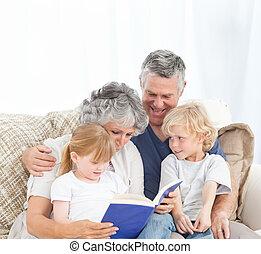 見る, 家族写真, アルバム