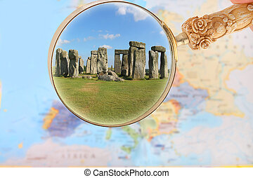 見る, stonehenge