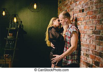 親吻, 性感, 婦女