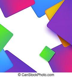 规划, poster., 简单, 摘要设计, style., 表达, 消息灵通的人, 几何学, yor, 最小, 色彩丰富, 覆盖, 飞行物, 背景, 小册子, 打印, illustration., 振动, 形状, 矢量, 或者