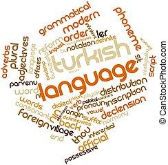 言語, トルコ語