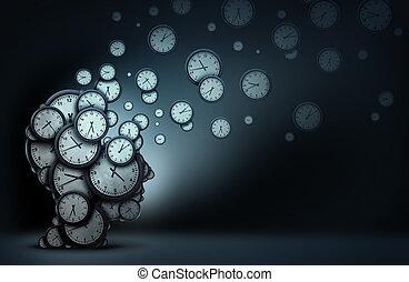 計画, 概念, 時間