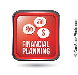 計画, 財政