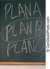 計画, 選択肢, ビジネス