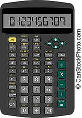 計算器, 科學