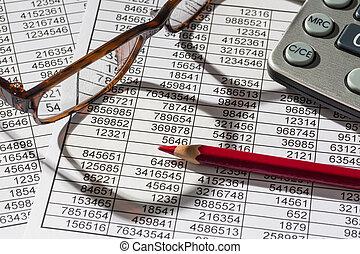 計算機, そして, statistk