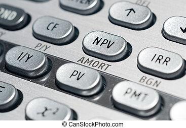 計算機, 財政, 進んだ