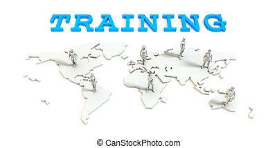 訓練, グローバルなビジネス
