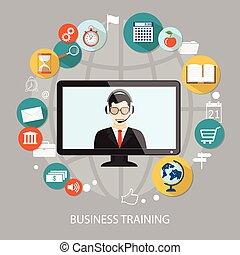 訓練, ビジネス