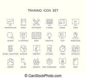 訓練, 圖象, set.