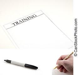 訓練, 紙, -, (marker, 以及, 手, 由于, 鋼筆, included, 到, 是, pasted)
