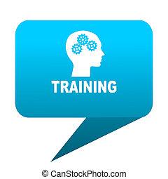 訓練, 藍色, 氣泡, 圖象