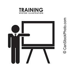 訓練, 設計