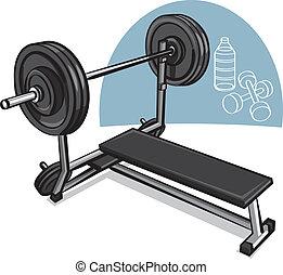訓練, 重量, シミュレーター