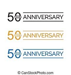 記念日, 50, 年