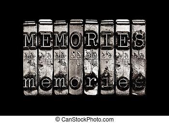 記憶, 概念, ∥あるいは∥, 時間