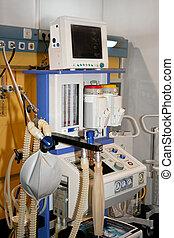 設備, 醫學, 空氣