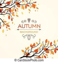 設計, 秋天