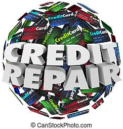 評価, 能力, 修理, お金, 借用, 増加, クレジット, スコア, 改良しなさい
