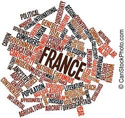 詞, 雲, 法國