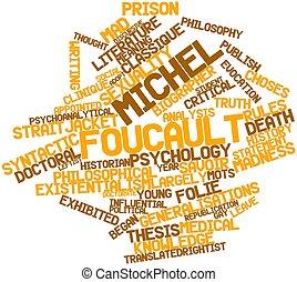 詞, 雲,  Michel,  foucault