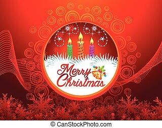 詳しい, 抽象的, 芸術的, background.eps, クリスマス