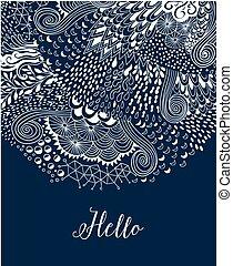 詳しい, 有用, card., 袋, 装飾, 抽象的, ornament., 招待, 包装, ∥など∥, デザイン, テンプレート, 招待, 華やかなフレーム, カード, テンプレート