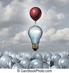 認為, 概念, 創新