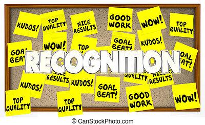 認識, 仕事, 称賛, よい, 仕事, 付せん, 偉人, メモ