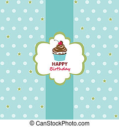 誕生日おめでとう, グリーティングカード