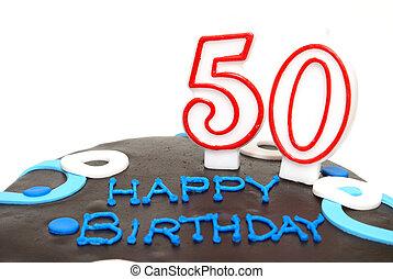 誕生日おめでとう, 50th