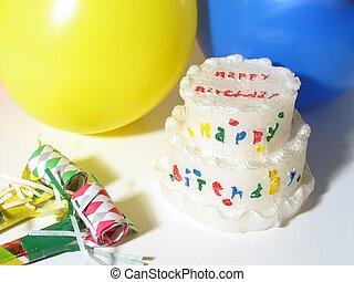 誕生日祝典