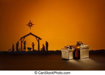 誕生, 禮物, 耶穌