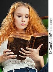 読む本, 古い
