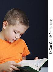 読む本, 子供