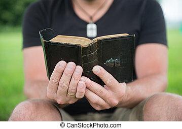 読書, 人, 聖書
