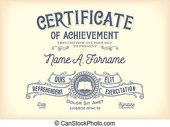 證明, ......的, 成就