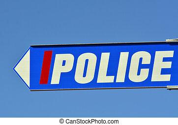 警察, 道 印