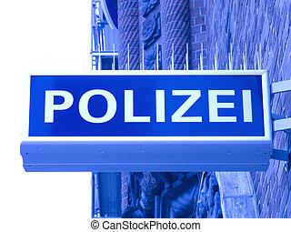 警察, polizei