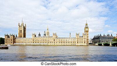 議會的房子, 倫敦, 英國