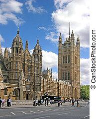 議會的房子, 在, 倫敦