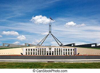 議會, 房子