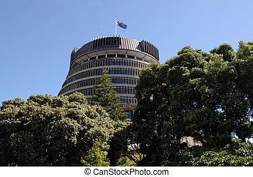 議會, ......的, 新西蘭