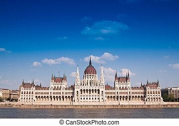 議會, (hungary-budapest)