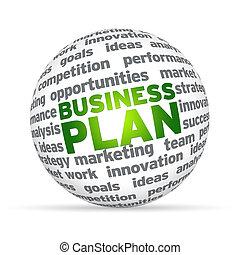 计划, 商业
