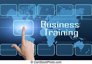 训练, 商业