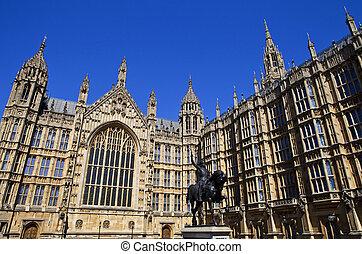 议会的房屋, 在中, 伦敦